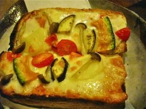 ピザ風チーズトースト