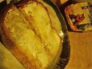 クリームチーズ&メープルトースト